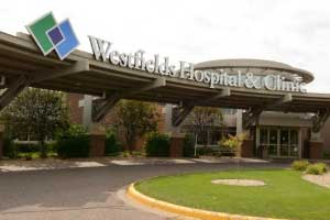 Westfields Hospital in New Richmond, WI, one of the hospitals in the Western Wisconsin Rural Family Medicine Residency Program